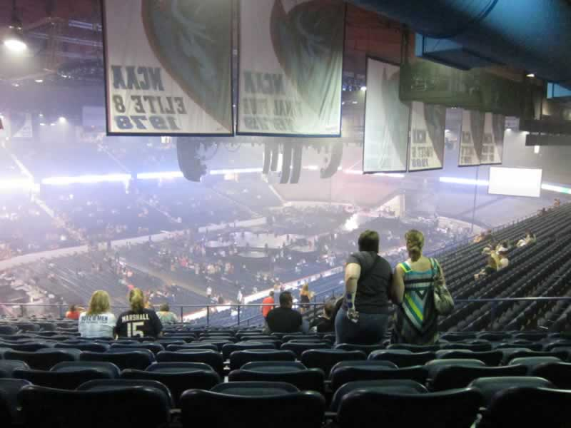 Allstate Arena Section 213 Concert Seating Rateyourseats Com