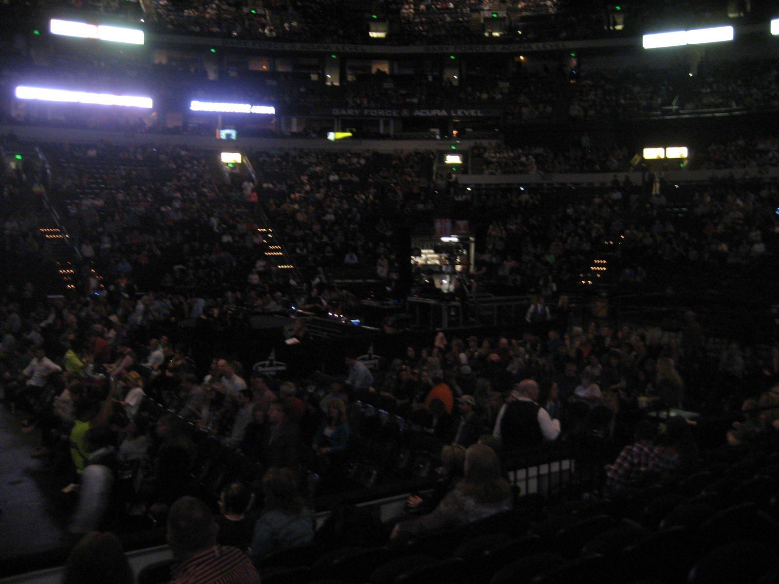 Bridgestone arena seating pictures Tour Dates Randall Bramblett