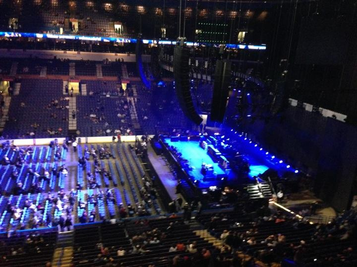 Scottrade Center Section 302 Concert Seating