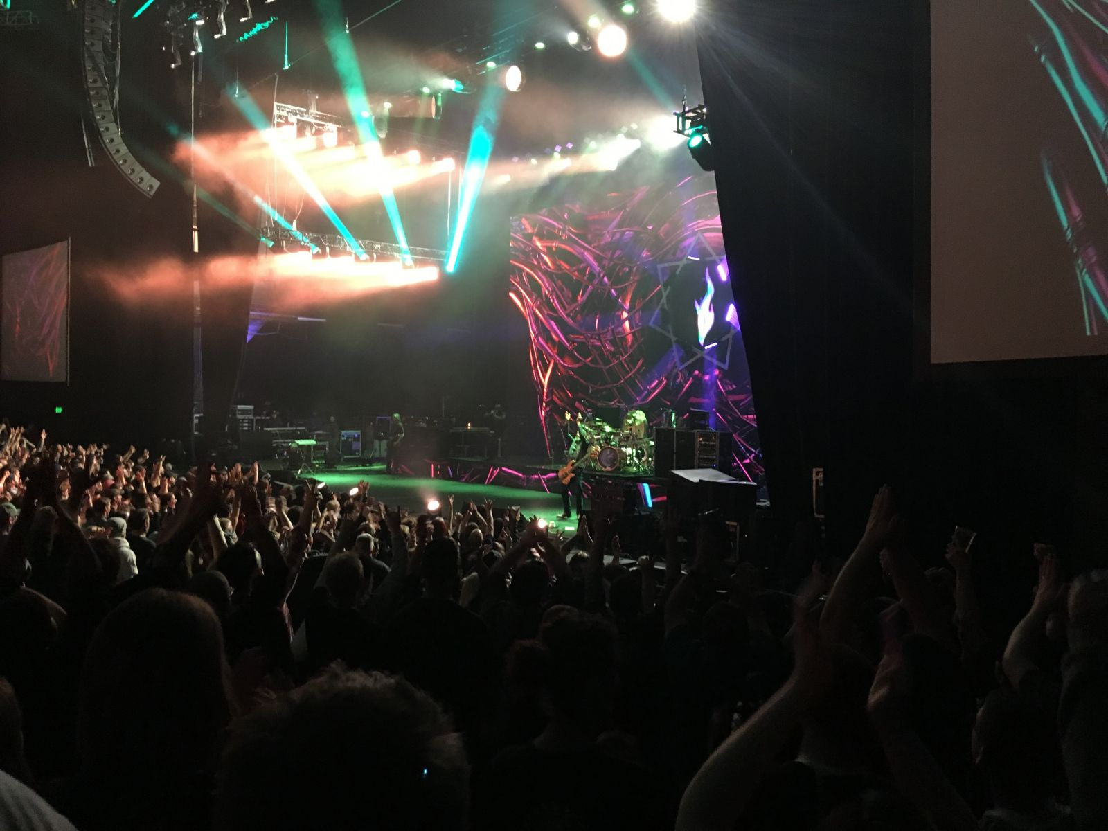Great seat!: Verizon Theatre Section 101 Review ...