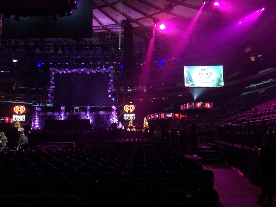 Madison Square Garden Section 3 Concert Seating