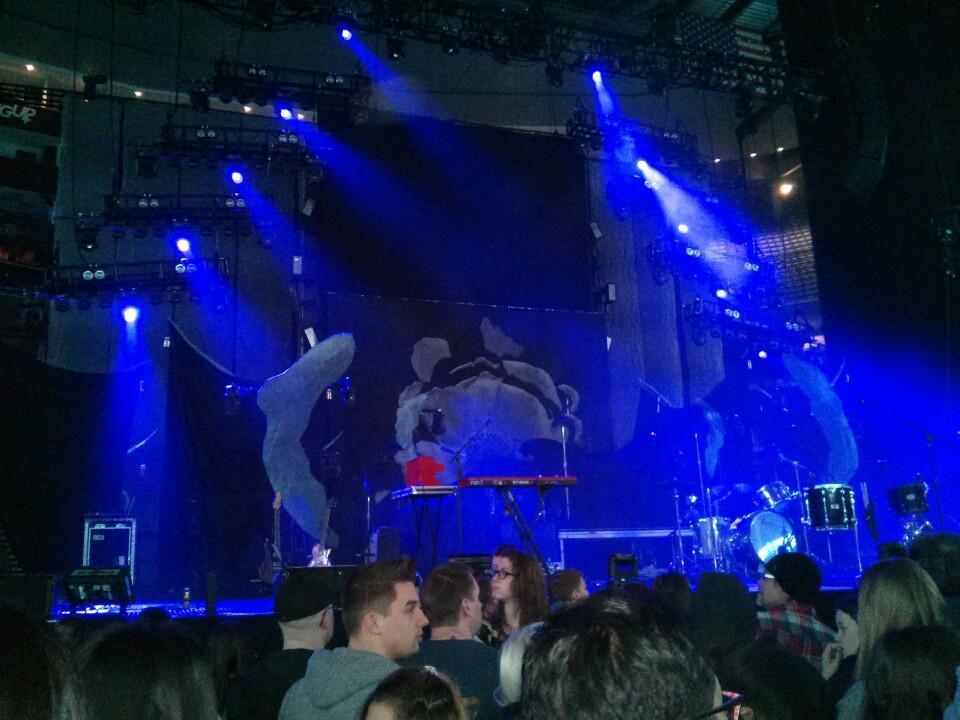 Scotiabank Arena General Admission Floor Concert Seating ...