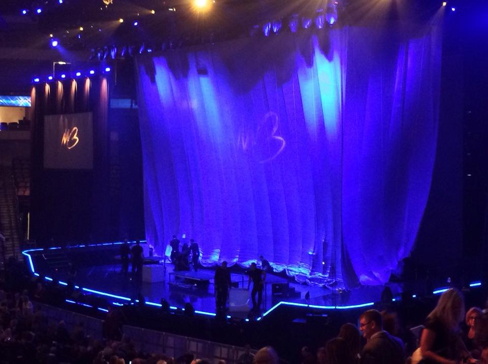 American Airlines Center Section 106 Concert Seating
