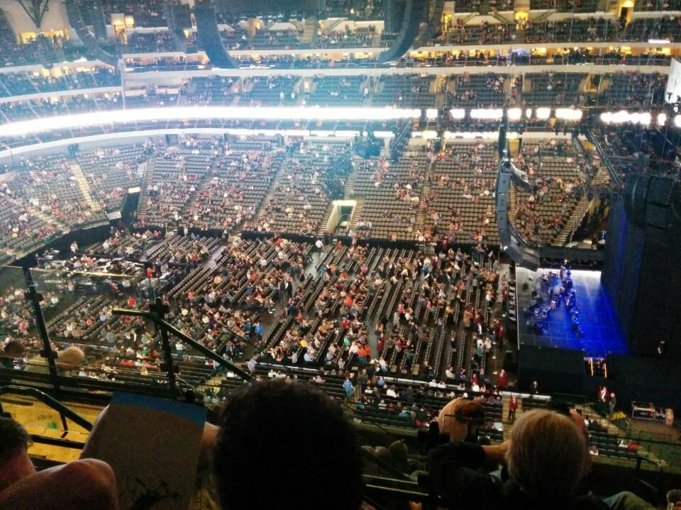 American Airlines Center Section 308 Concert Seating