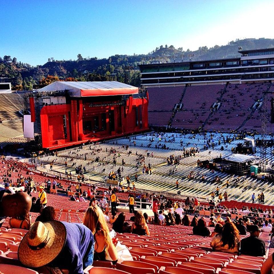 Pasadena Now  Two Arrests at BTS Concert Saturday