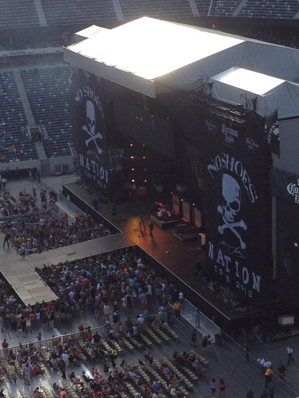 MetLife Stadium Section 313 Concert Seating ...
