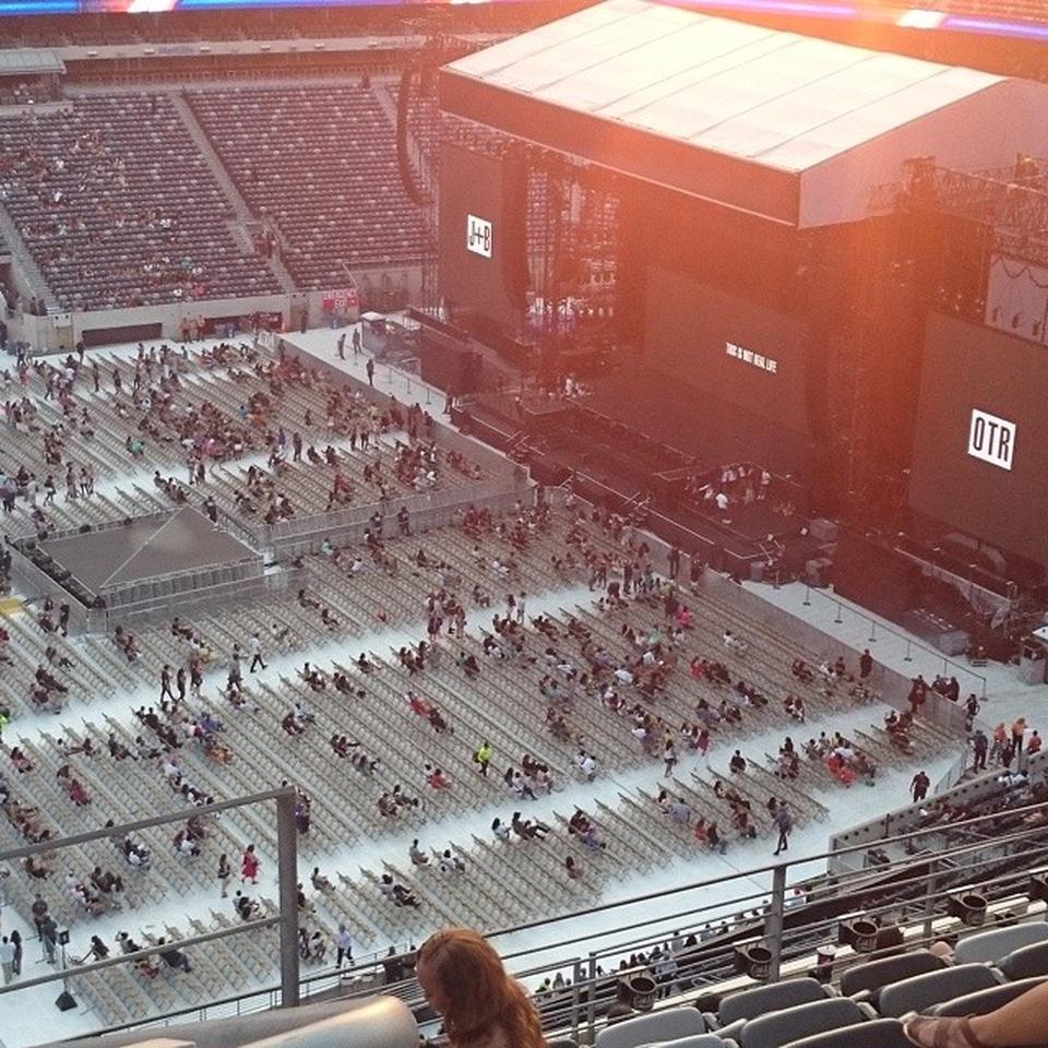 MetLife Stadium Section 314 Concert Seating ...