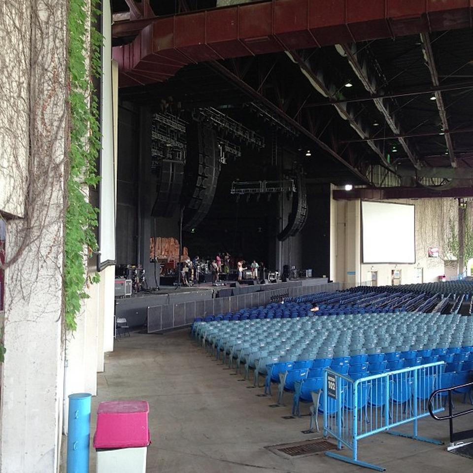 Dos Equis Pavilion Section 205 Rateyourseats Com