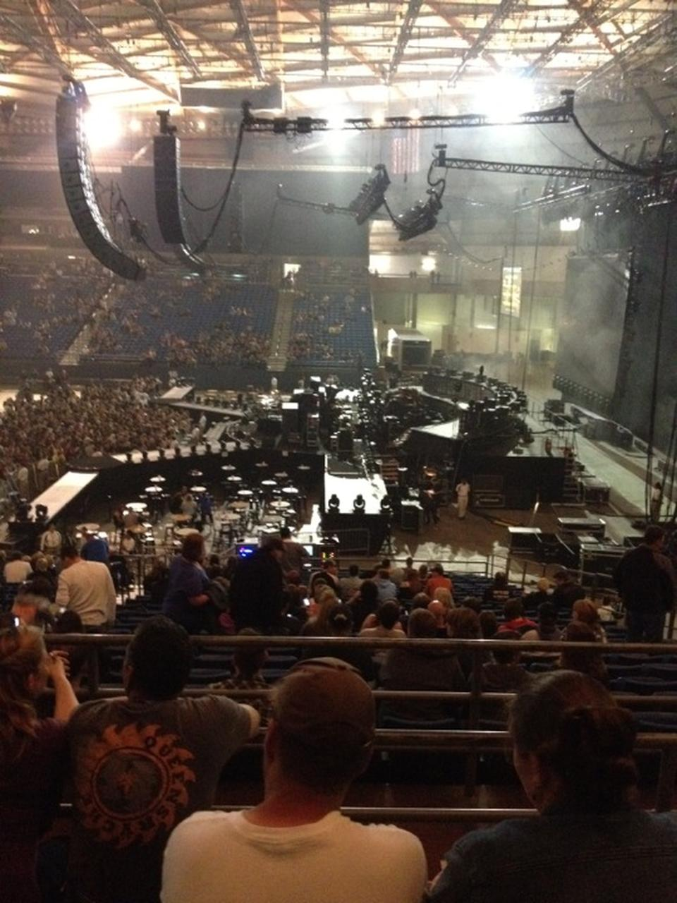 Tacoma Dome Section 10a Rateyourseats Com