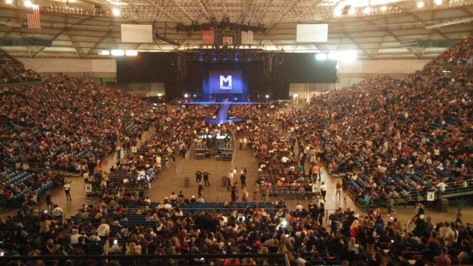 Tacoma Dome Section 2b Rateyourseats Com