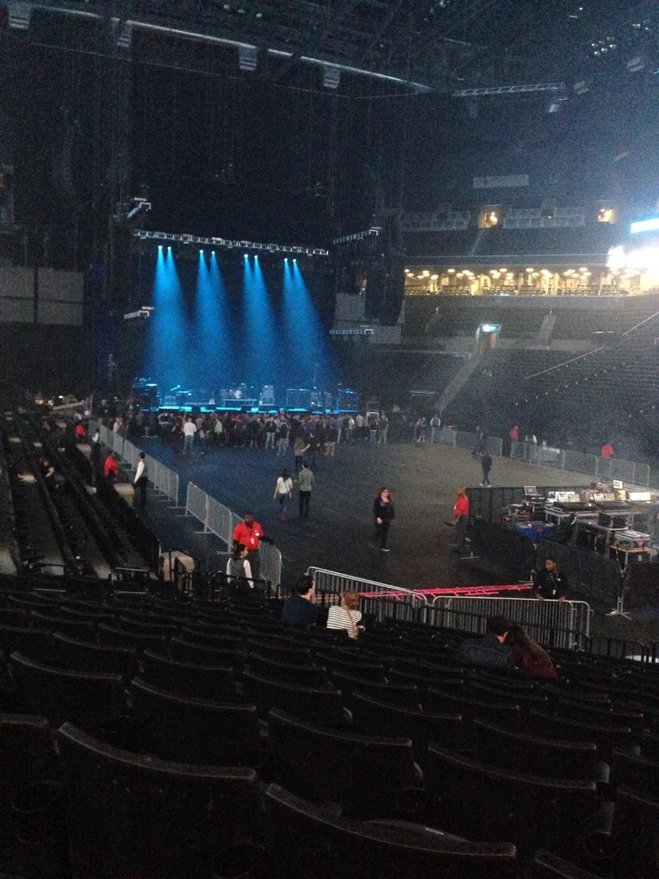 Barclays Center Section 19 Concert Seating Rateyourseats Com