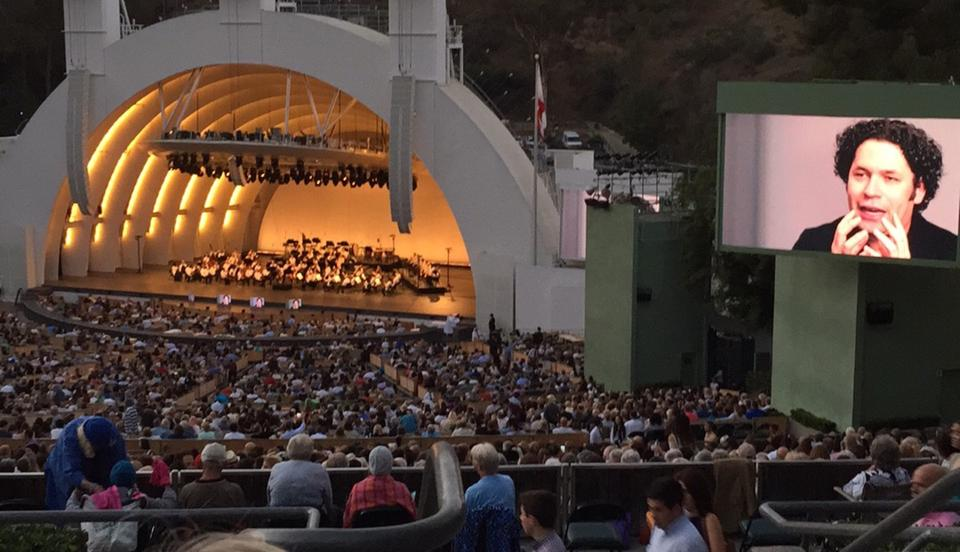 Hollywood Bowl Section L2 Rateyourseats Com