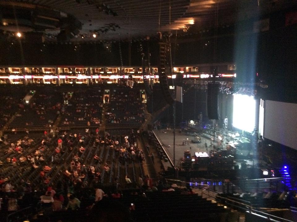 Oracle Arena Section 127 Concert Seating Rateyourseats Com