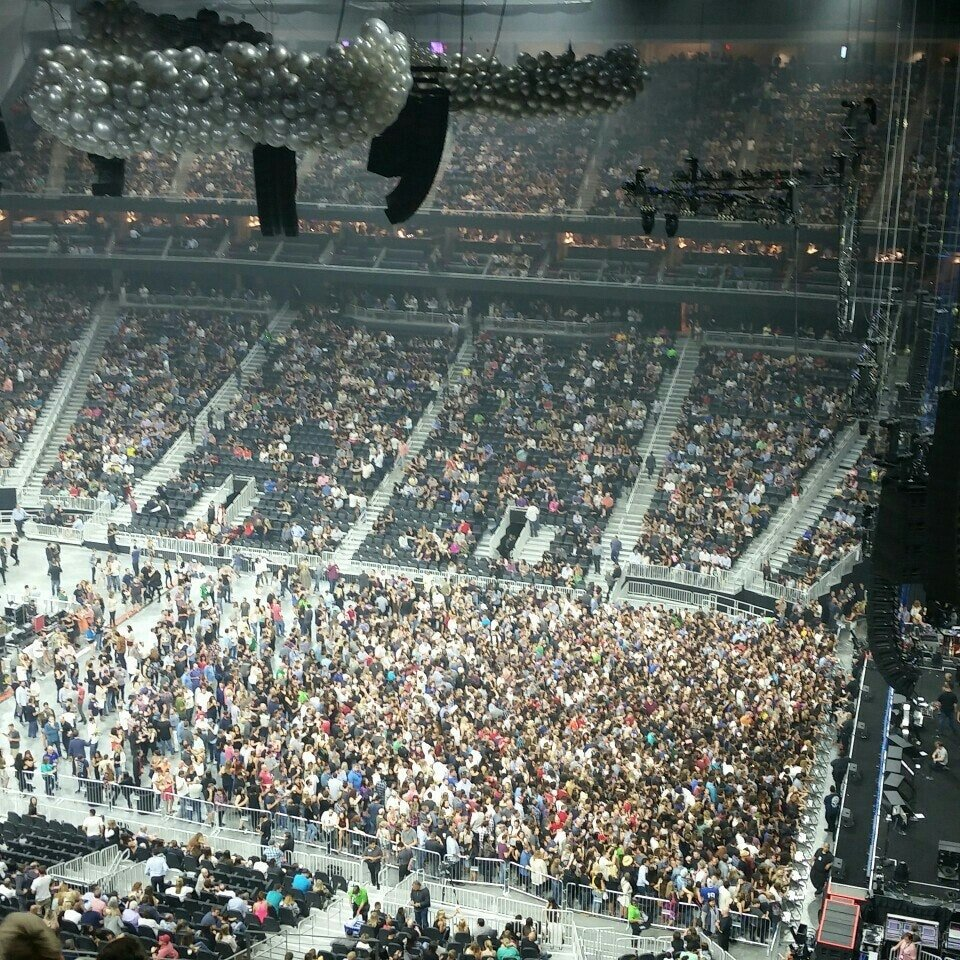 T-Mobile Arena Section 226 Concert Seating