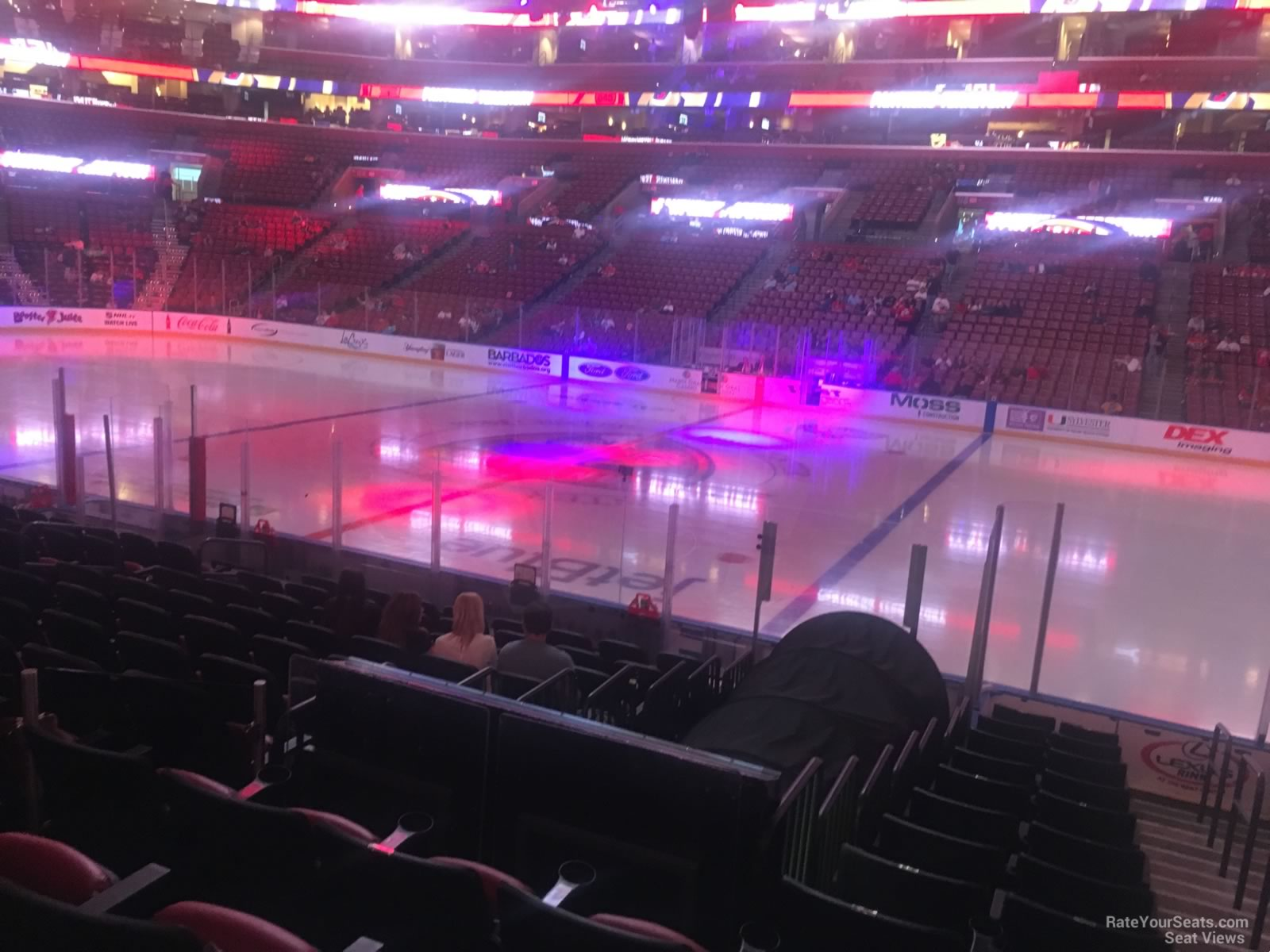 Bb Amp T Center Section 134 Florida Panthers Rateyourseats Com