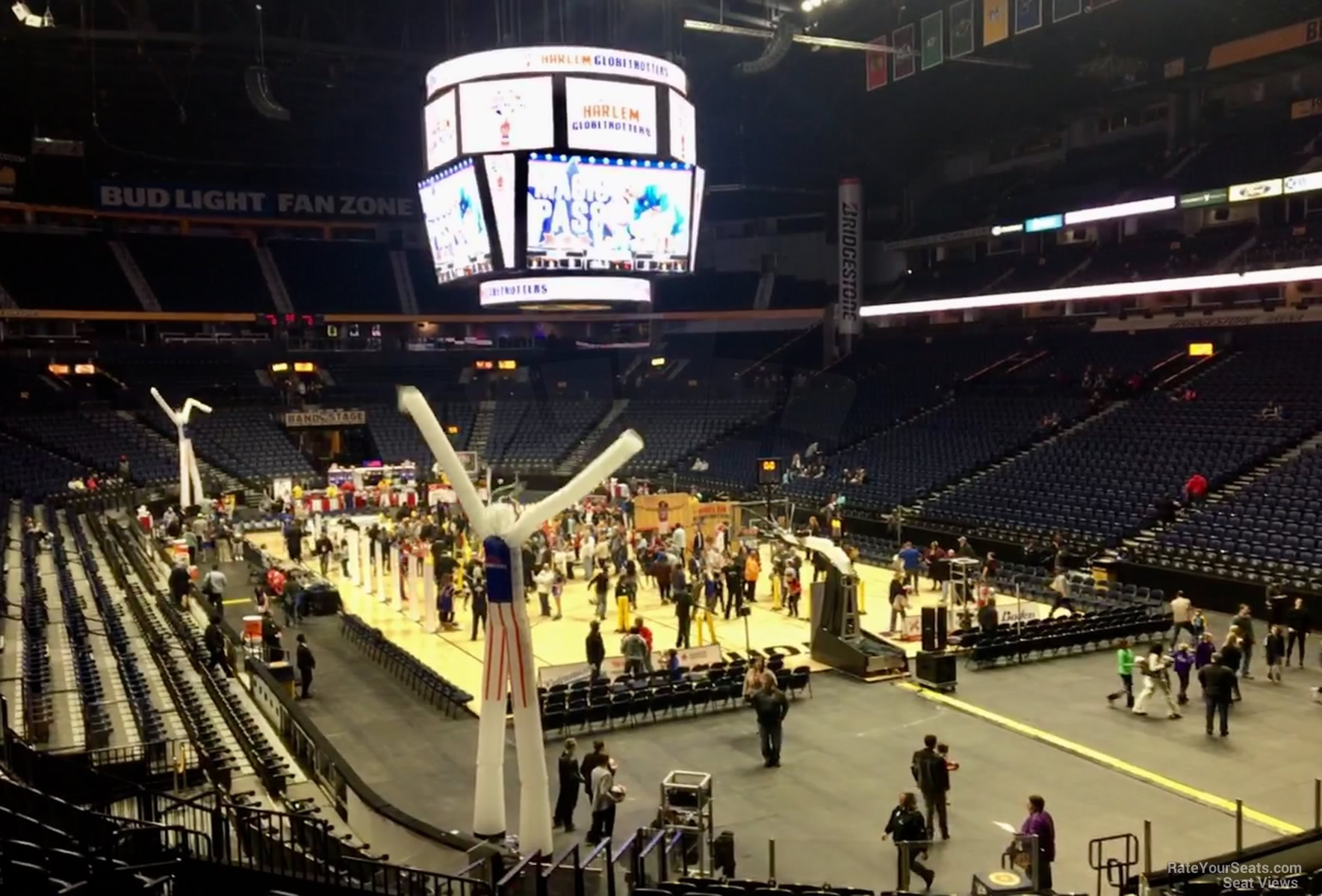 Bridgestone arena seating pictures STAY RIGHT ON HONKY TONK ROW! 50 Steps from. - VRBO