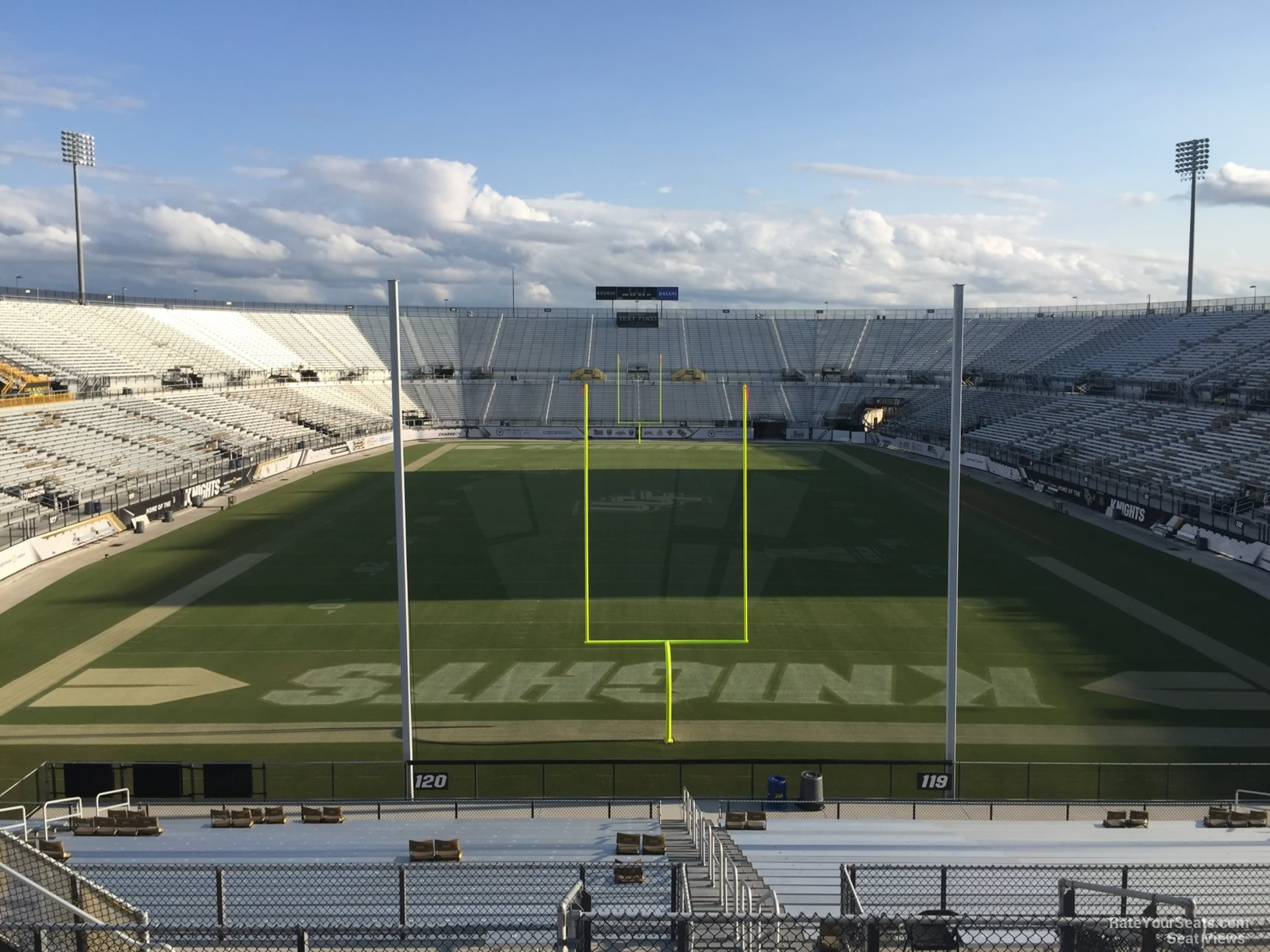 Spectrum stadium section 219 for Right house