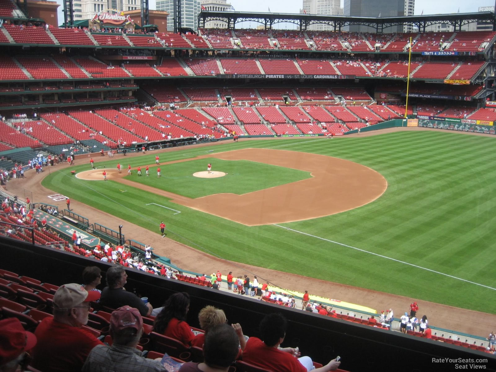 Busch Stadium Section 237 - RateYourSeats.com