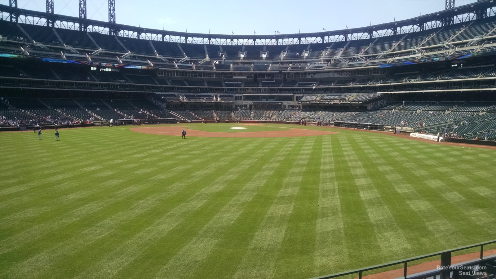 Citi Field Section 138 - RateYourSeats.com