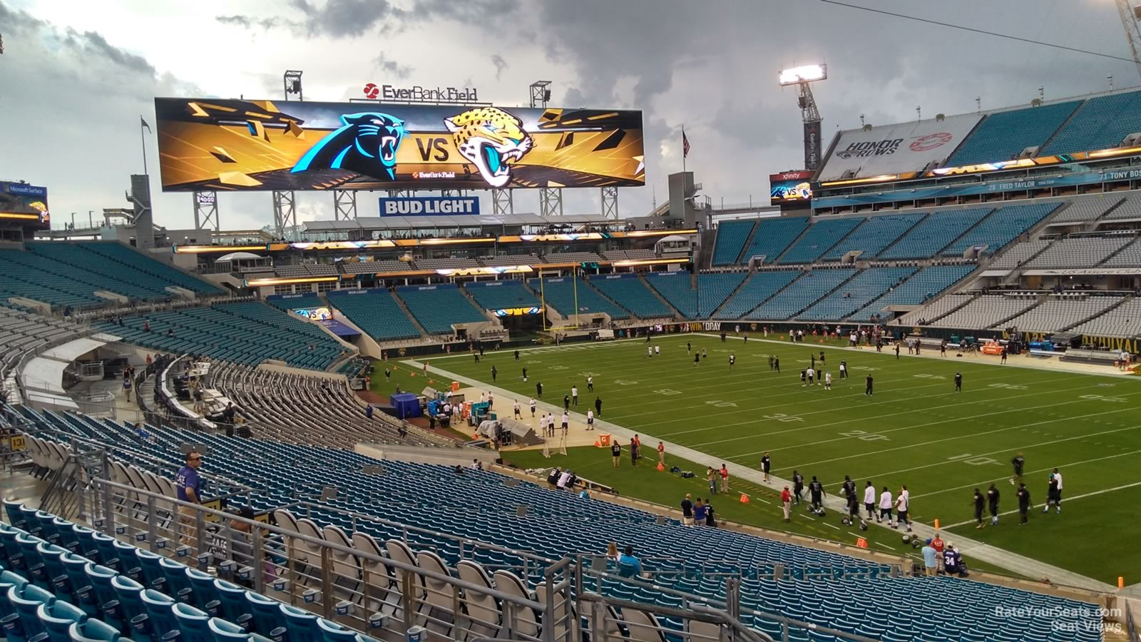 Section 8 In Jacksonville Fl Everbank Field Section 229