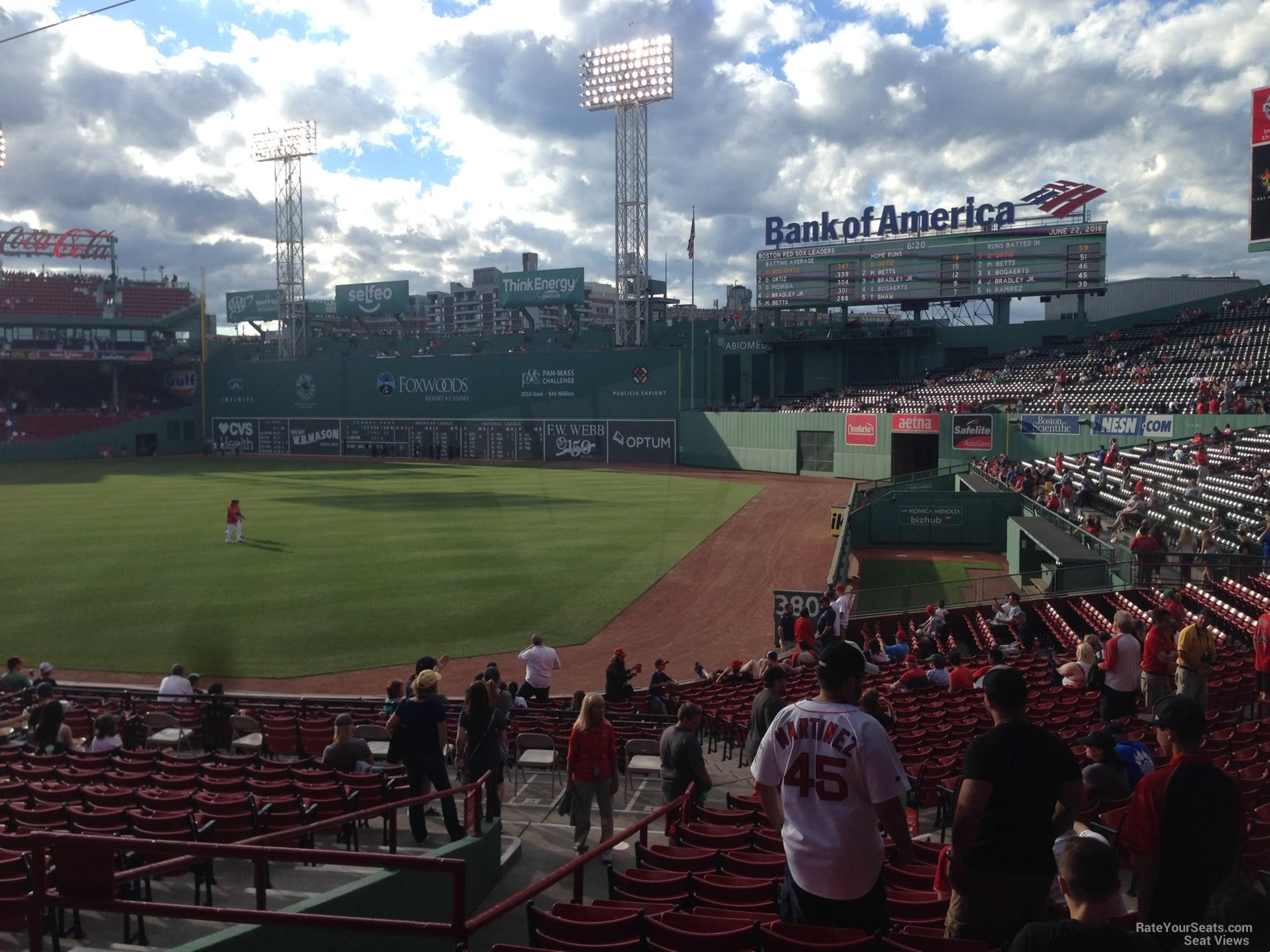 Fenway Park Interactive Seating Chart - Best Car Update ...
