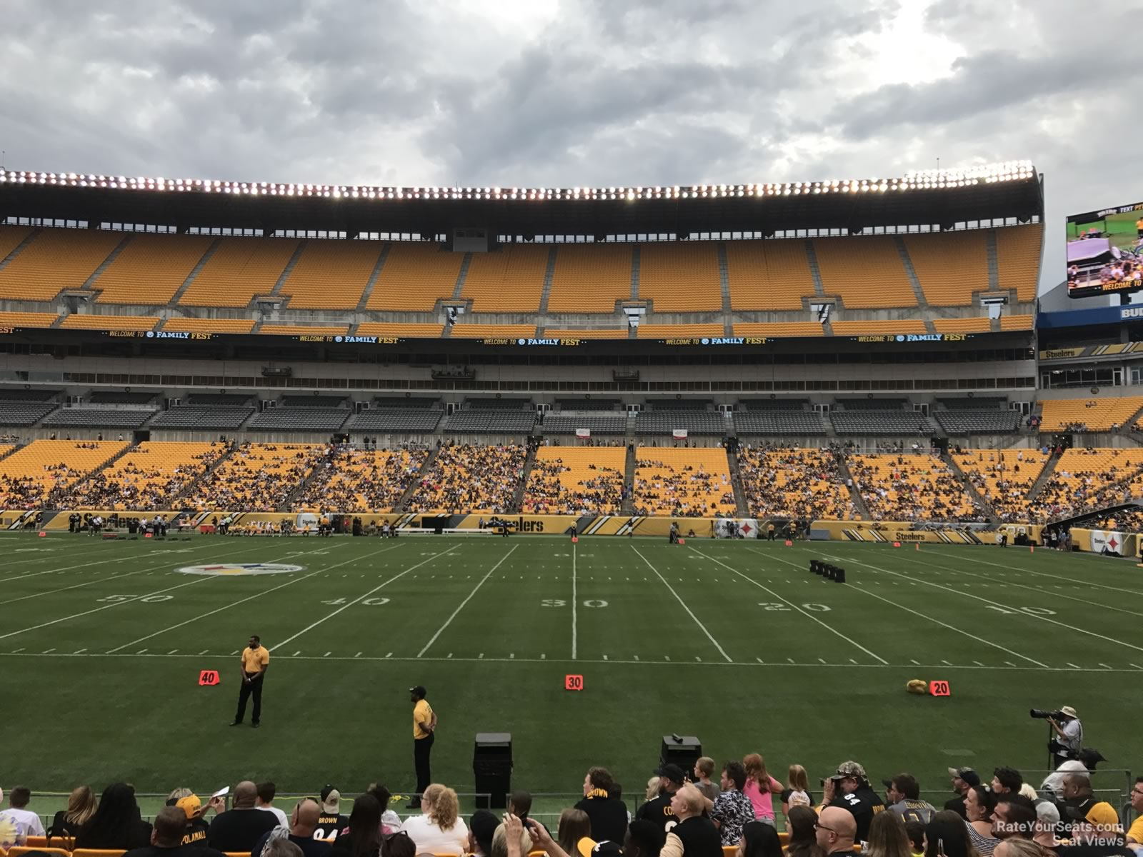Bermuda's War Veterans Pictures of heinz field pittsburgh pa