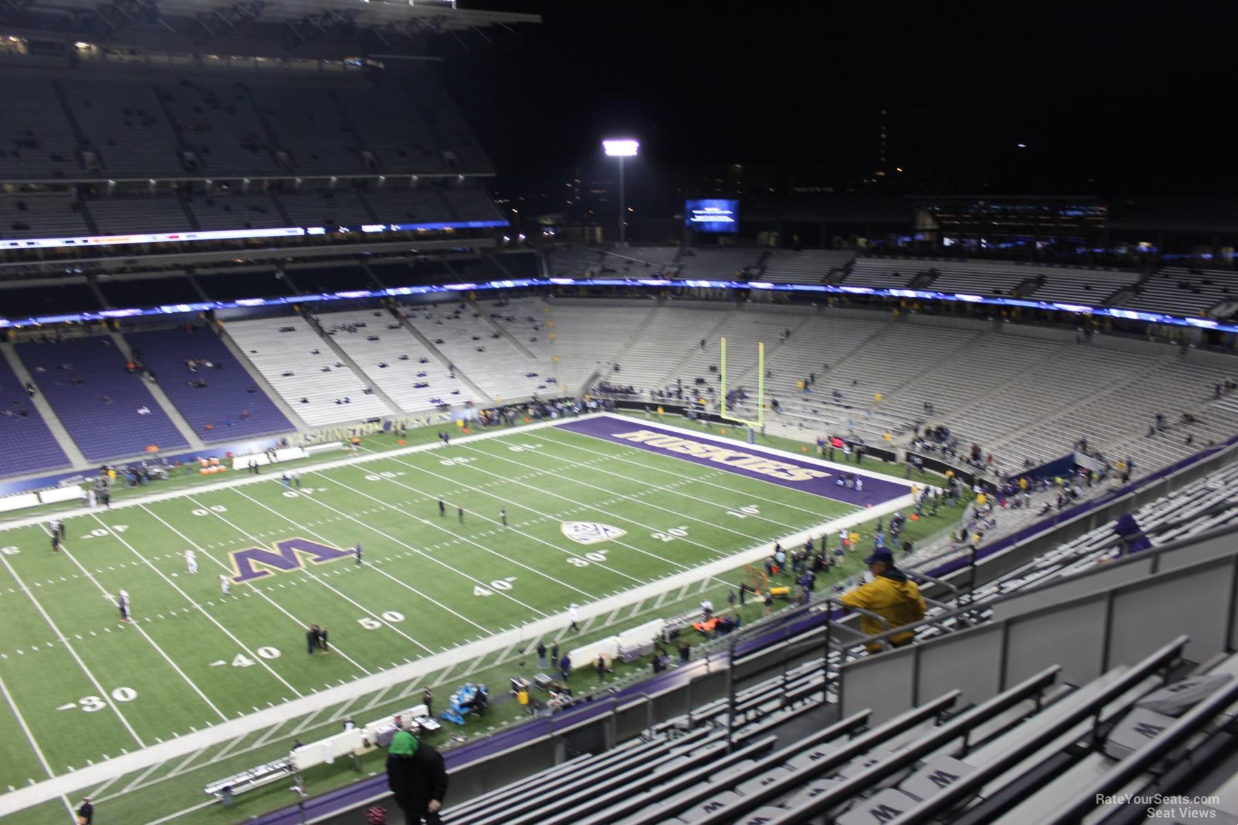 Husky Stadium Section 331 Rateyourseats Com