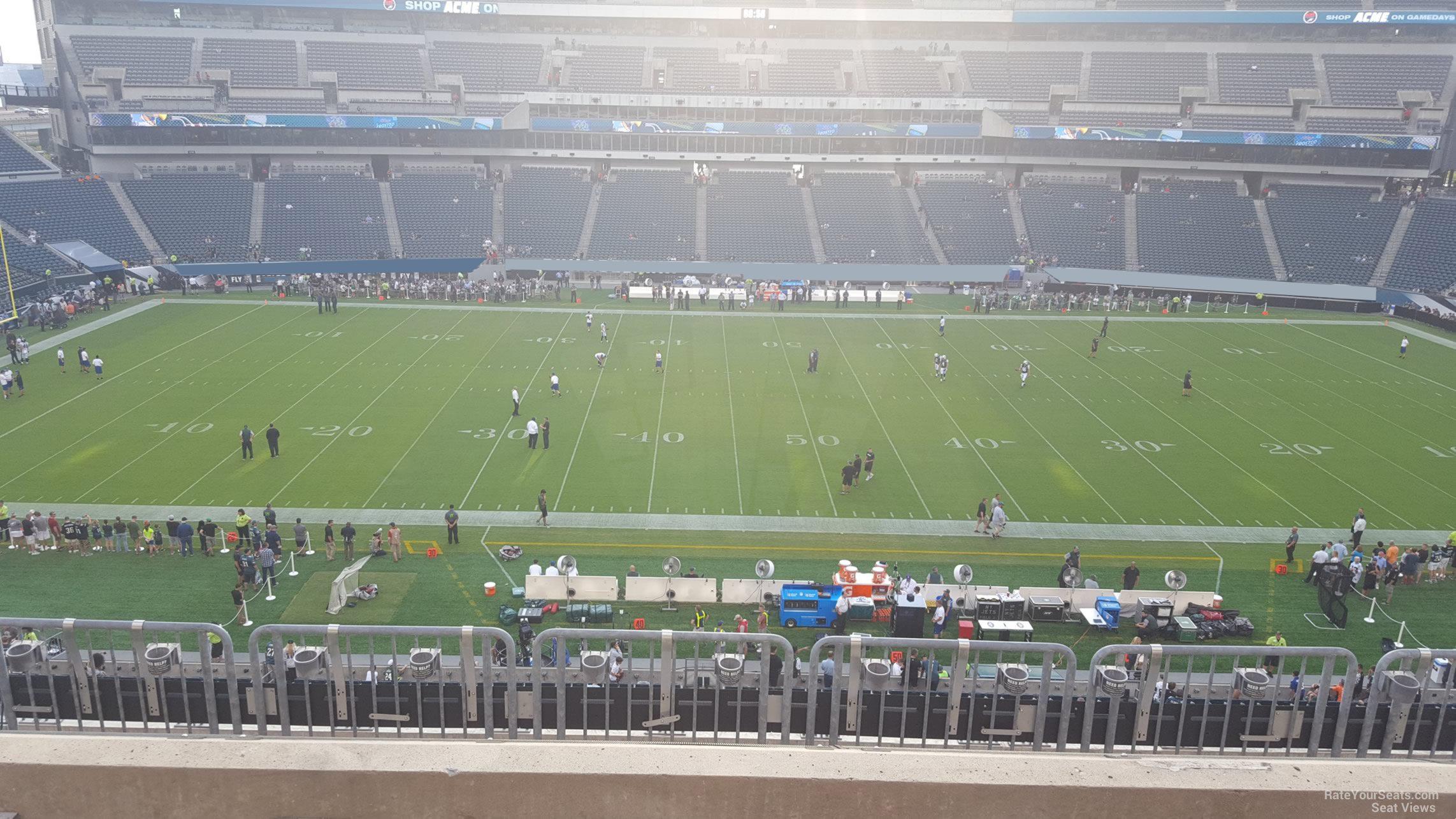 Lincoln Financial Field Section C21 Philadelphia Eagles