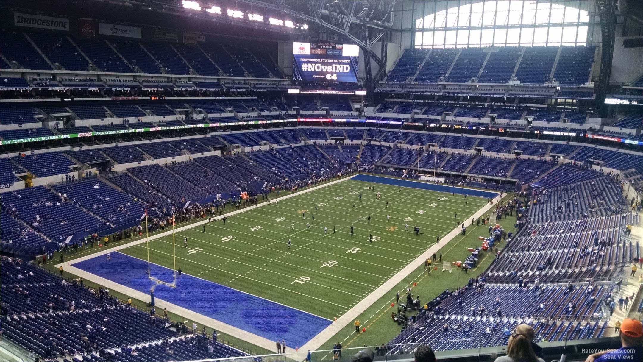 Lucas Oil Stadium Indianapolis Tickets Schedule Autos Post