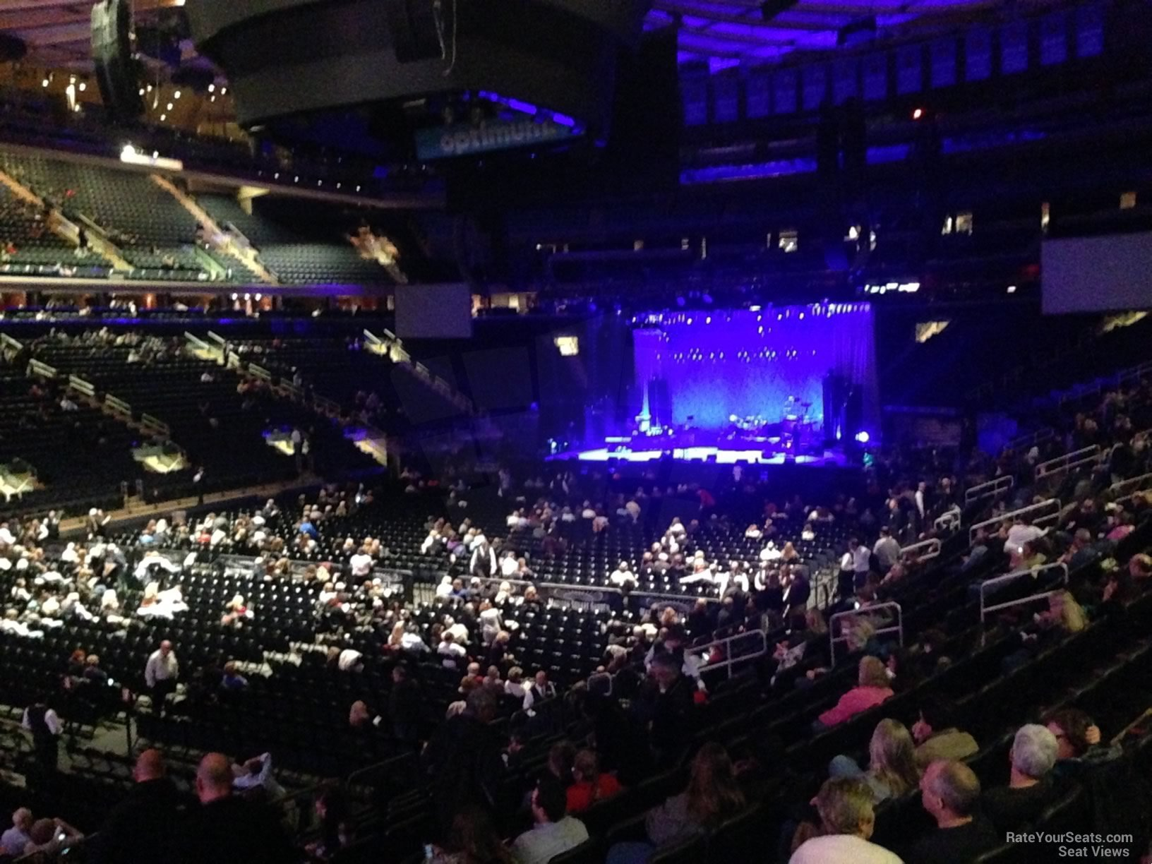 Madison Square Garden Section 104 Concert Seating
