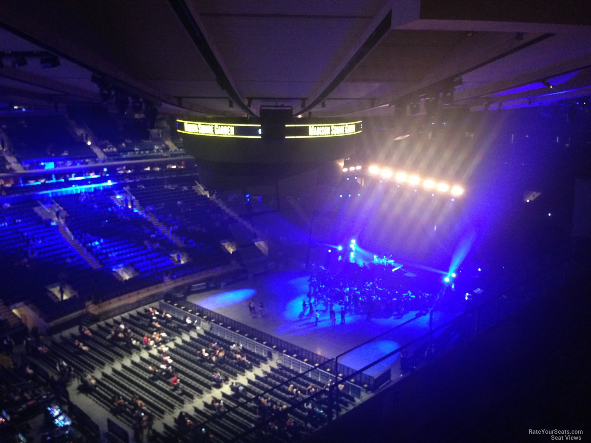 Madison square garden section 310 concert seating - Madison square garden event schedule ...