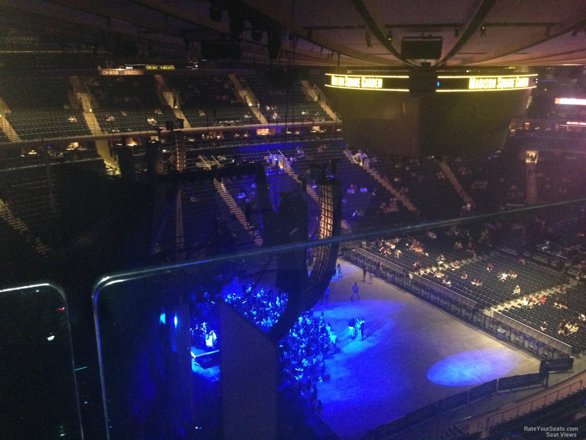 Madison Square Garden Section 324 Concert Seating