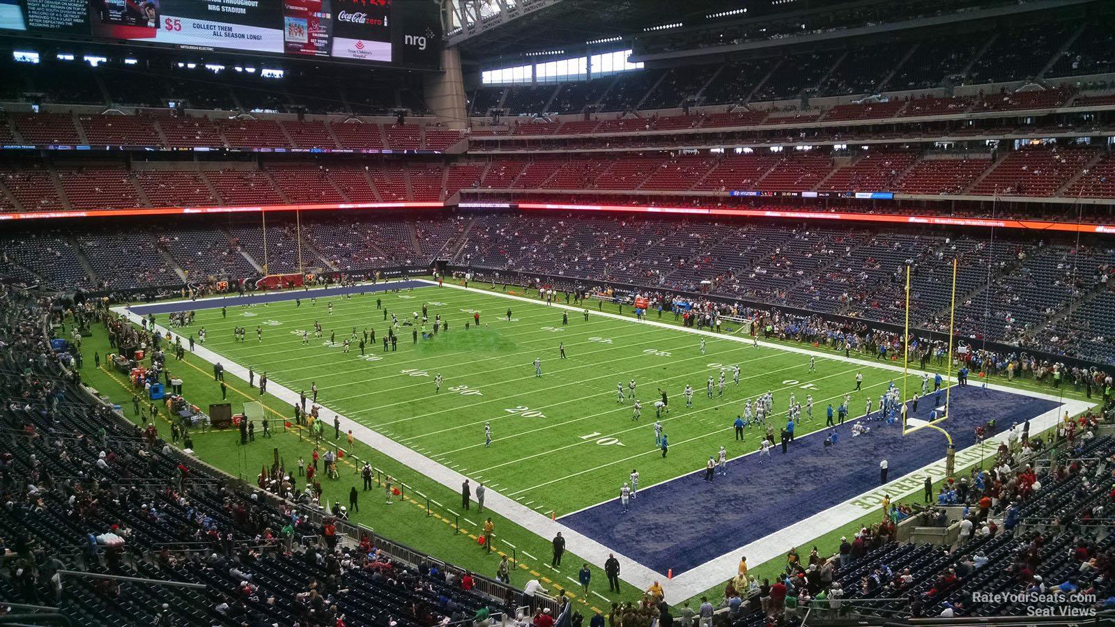 West Houston Vw >> NRG Stadium Section 302 - Houston Texans - RateYourSeats.com