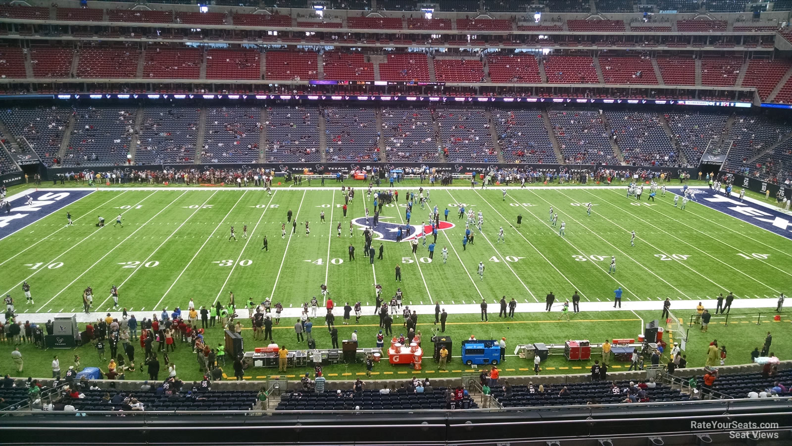 Nrg Stadium Section 310 Houston Texans Rateyourseats Com