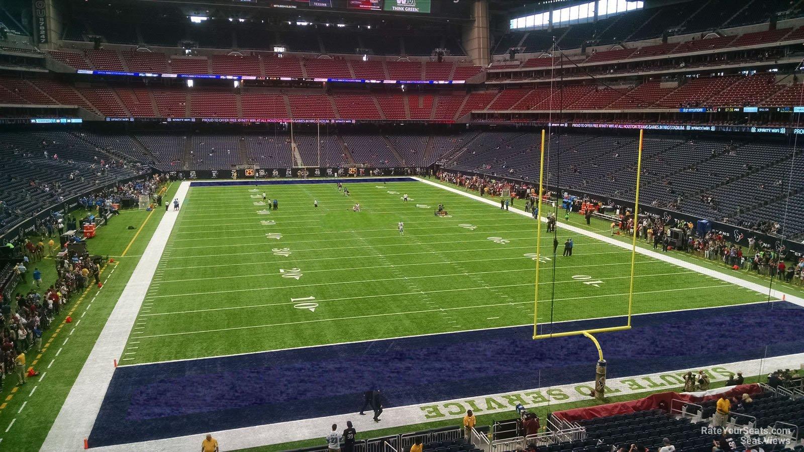 Nrg Stadium Section 325 Houston Texans Rateyourseats Com