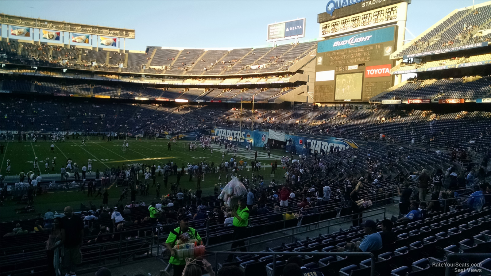 Sdccu Stadium Plaza 37 Rateyourseats Com