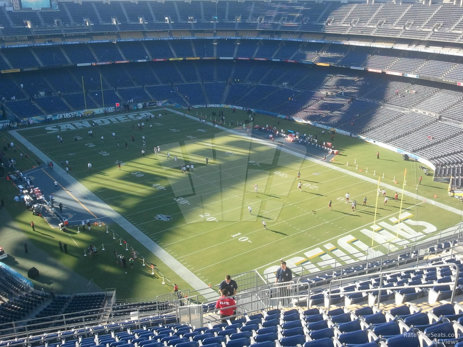 Qualcomm stadium seating pictures Thinking Outside the Box: A Misguided Idea Psychology Today