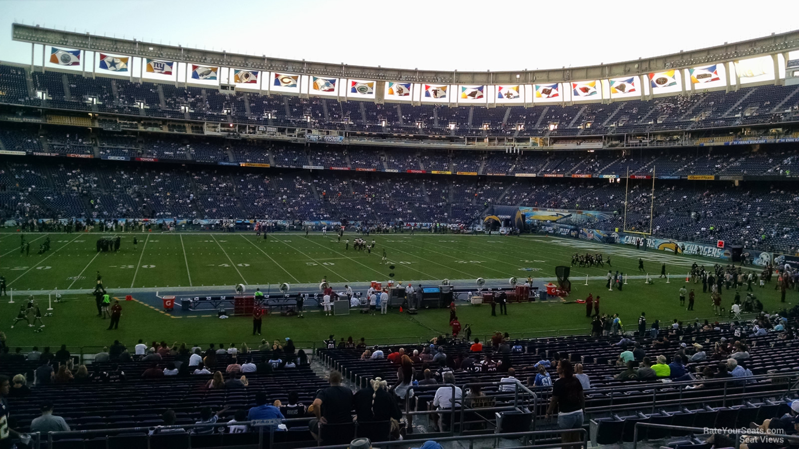Sdccu Stadium Plaza 4 Rateyourseats Com