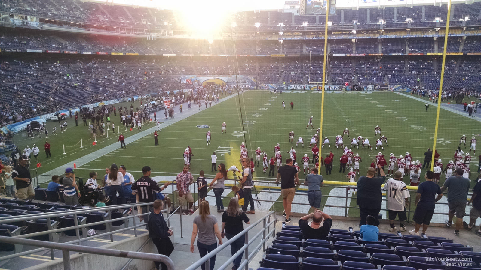 Qualcomm stadium seating pictures Pictures of hotels in or near Carlsbad Take a photo tour