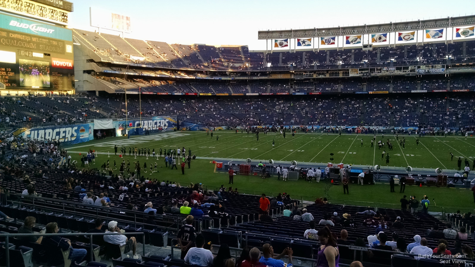 Sdccu Stadium Plaza 6 Rateyourseats Com