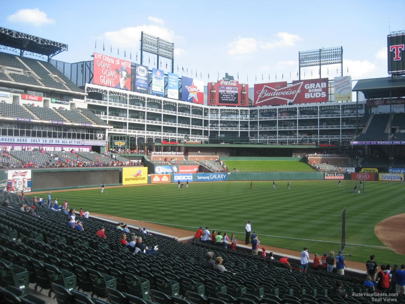 Closest Hotel To Globe Life Park