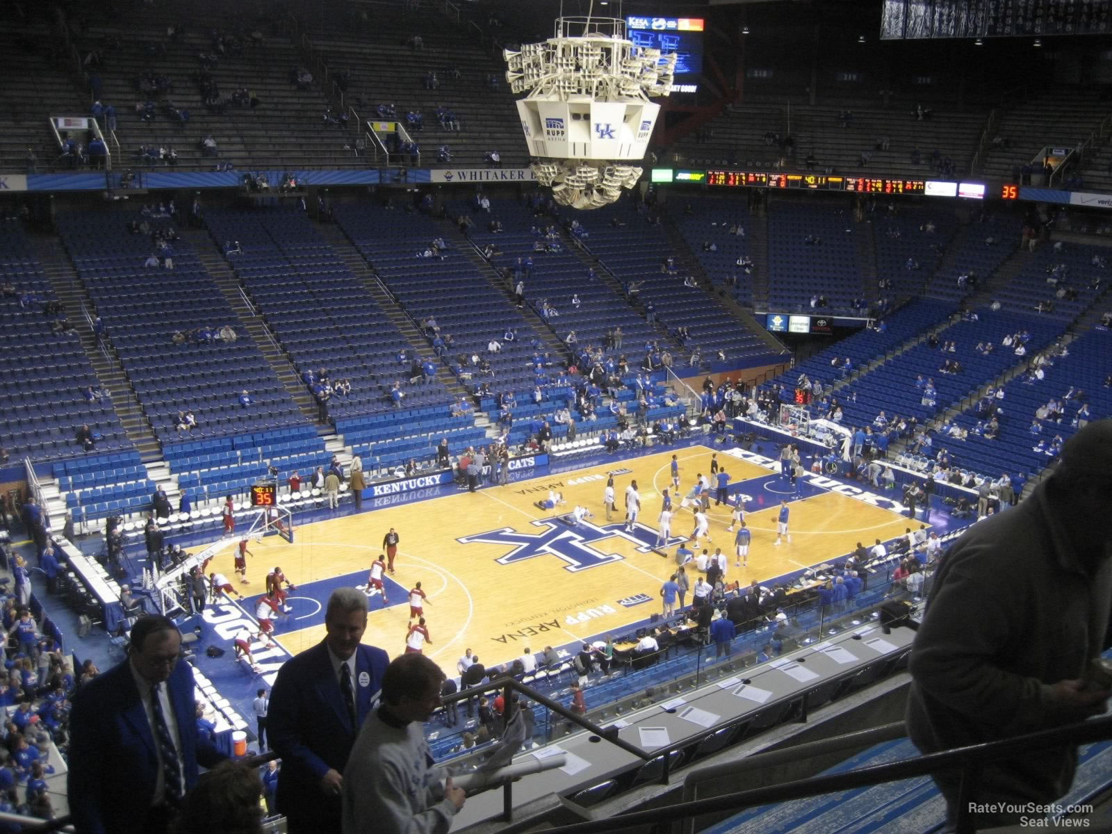 Rupp Arena Section 234 Rateyourseats Com
