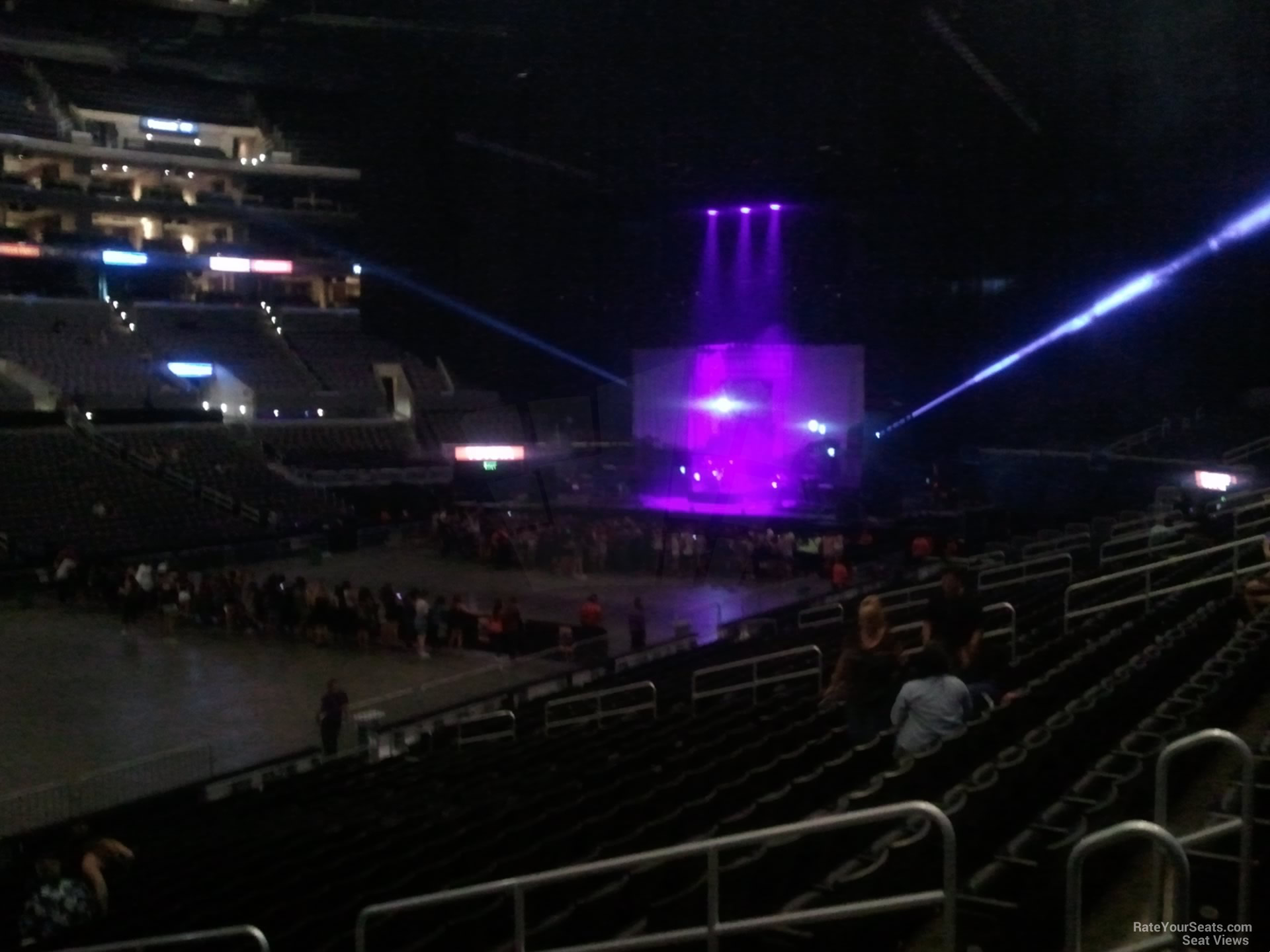 Staples Center Section 103 Concert Seating Rateyourseats Com