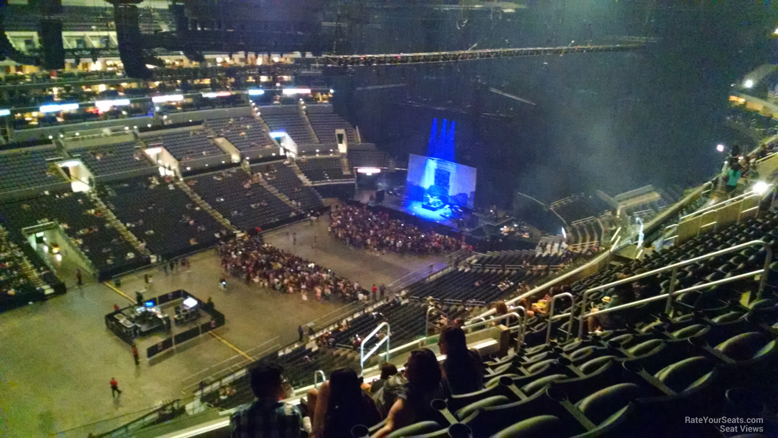 Staples Center Section 304 Concert Seating Rateyourseats Com