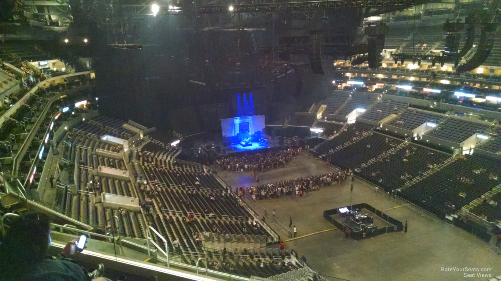 Staples Center Section 313 Concert Seating Rateyourseats Com