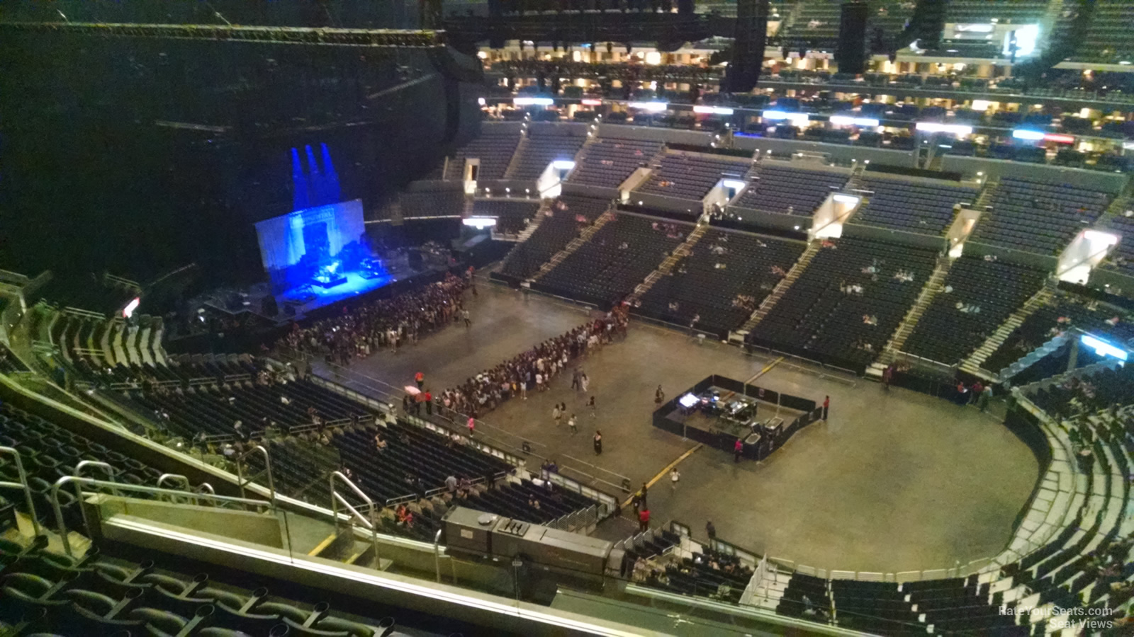 Staples Center Section 315 Concert Seating - RateYourSeats.com