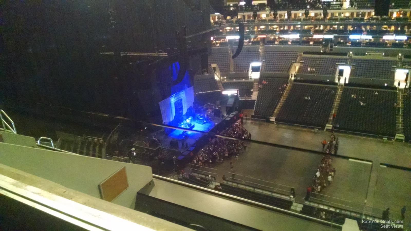 Staples Center Section 318 Concert Seating - RateYourSeats.com