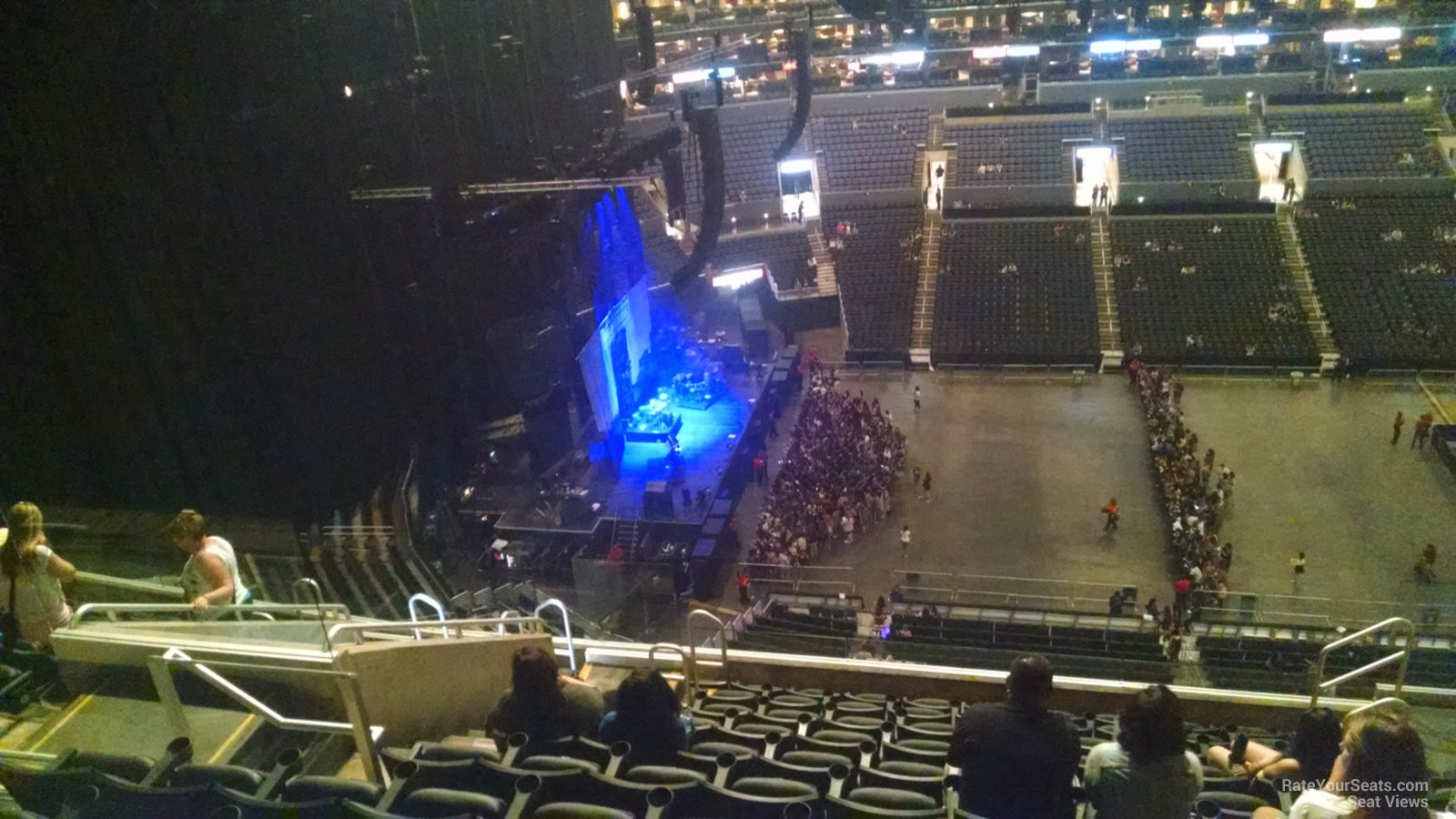 Staples Center Section 319 Concert Seating Rateyourseats Com