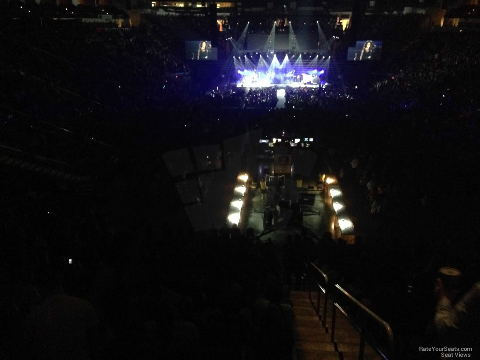 Toyota Center Section 113 Concert Seating Rateyourseats Com