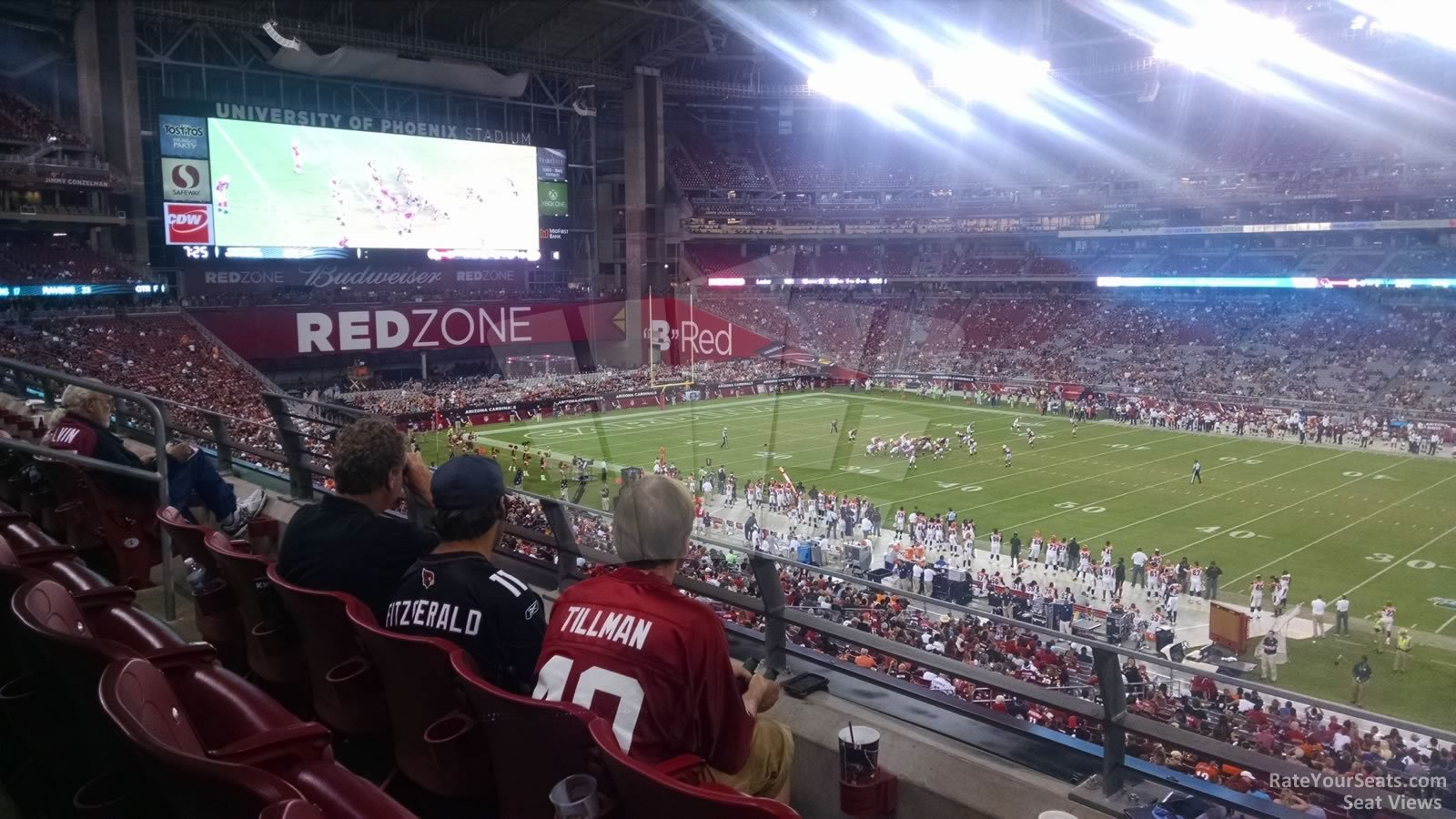 State Farm Stadium Section 234 Arizona Cardinals